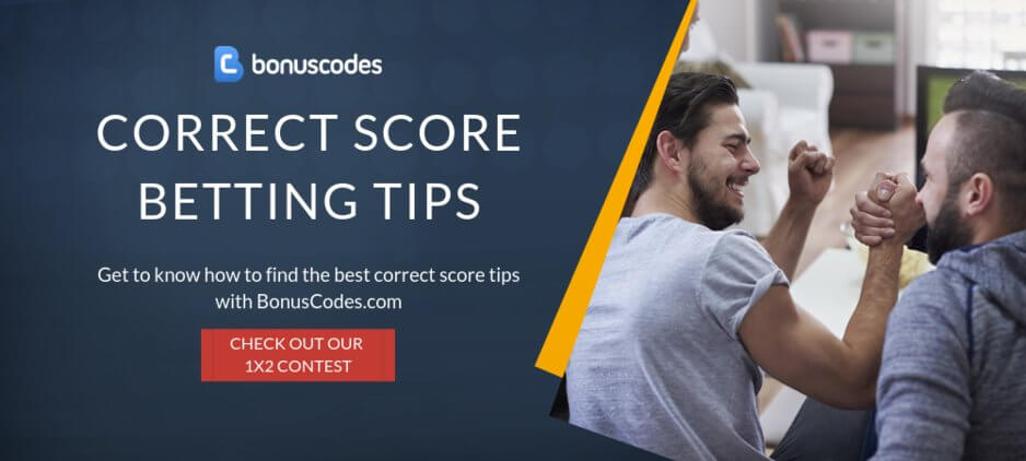 Correct Score Betting Tips - Predictions - For Today & Tomorrow - Free