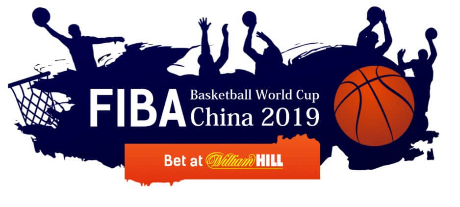 World cup basketball william hill