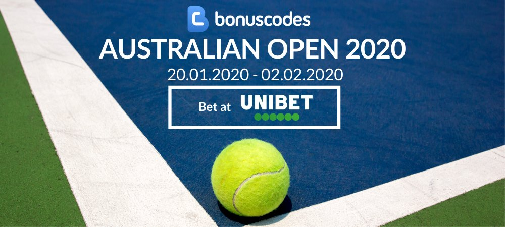 Australian open betting unibet